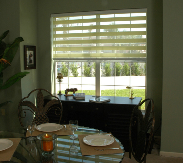 sheer roller blinds 1